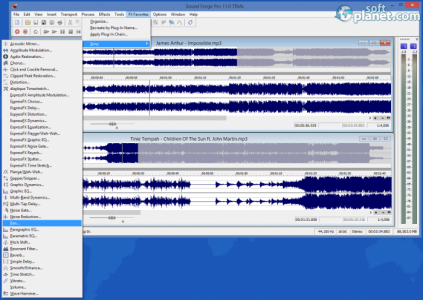 Sound Forge Pro Screenshot3