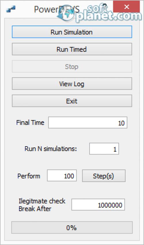 PowerDEVS Screenshot3