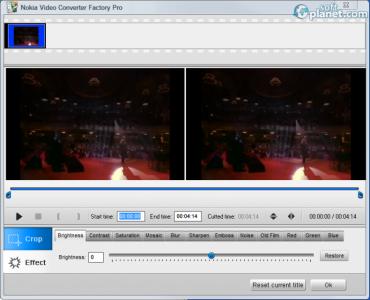 Nokia Video Converter Factory Pro Screenshot3