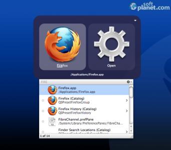 Quicksilver Screenshot2