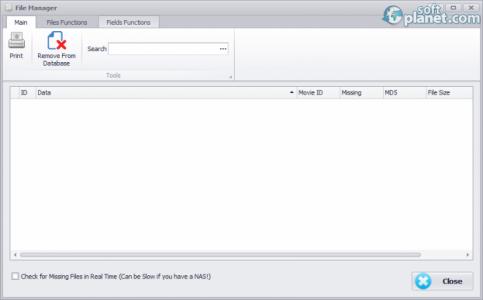 eXtreme Movie Manager Screenshot2