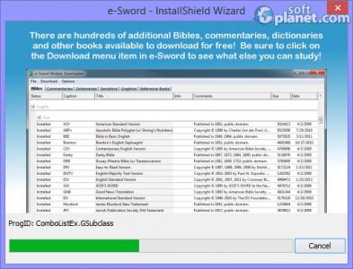 e-Sword Screenshot3