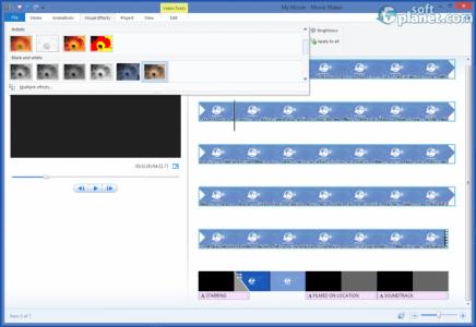 Windows Movie Maker Screenshot2