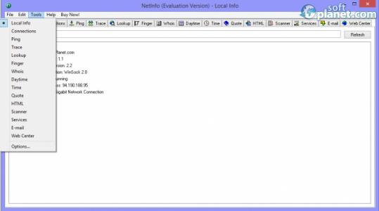 NetInfo Screenshot3