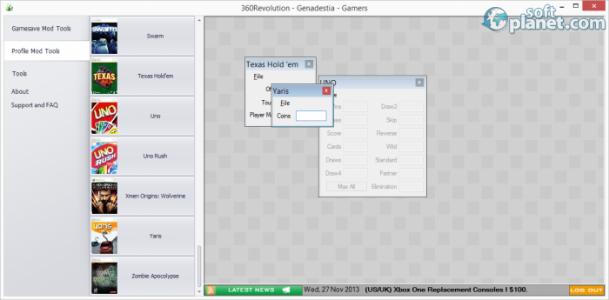 360Revolution Screenshot2