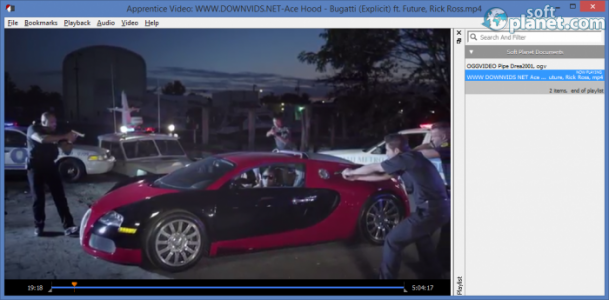 Apprentice Video Screenshot3