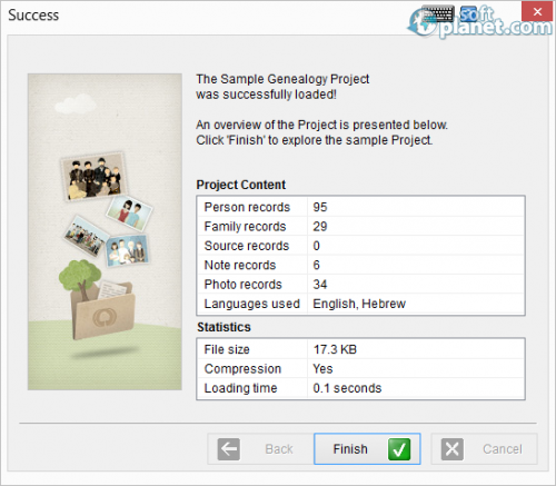Family Tree Builder Screenshot4