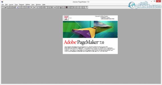 Adobe PageMaker Screenshot2