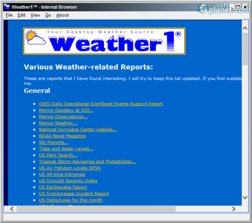 Weather1 Screenshot2