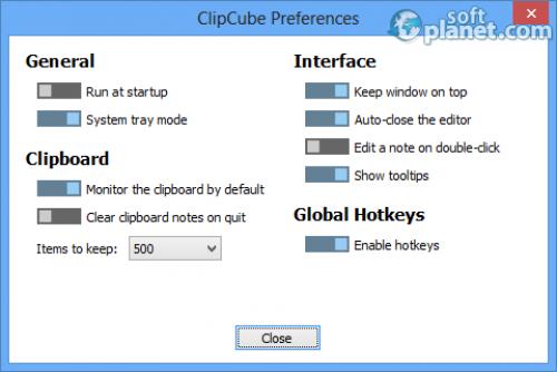 ClipCube Screenshot2