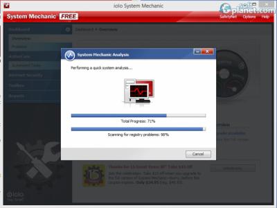 System Mechanic Screenshot4
