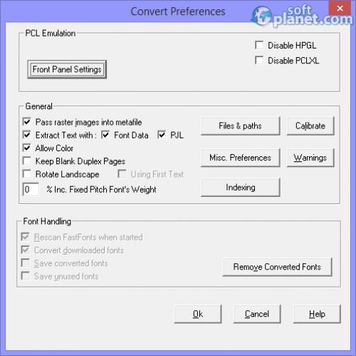 PCL Reader Screenshot3