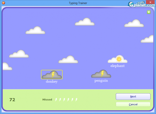 Typing Trainer Screenshot3