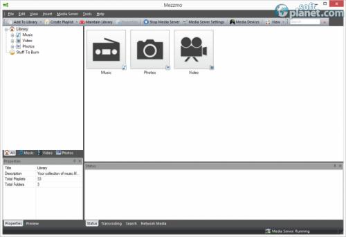Mezzmo Screenshot2