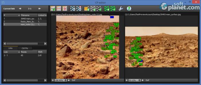 Autopano Pro Screenshot3