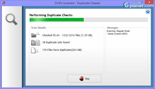 Duplicate Cleaner Pro Screenshot3
