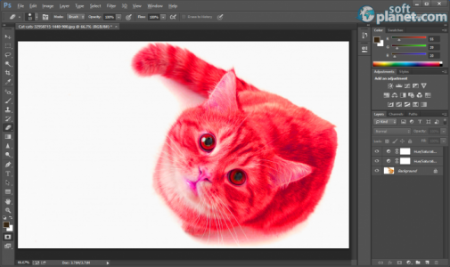 Adobe Photoshop Screenshot2