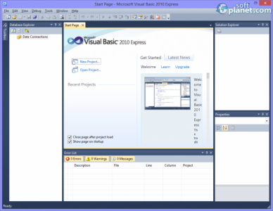 Microsoft Visual Basic Screenshot2