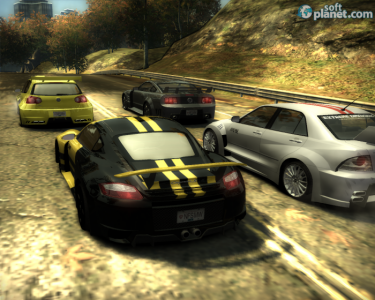 Need for Speed: Most Wanted Screenshot4