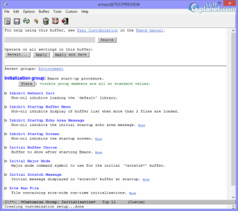 Emacs Screenshot2