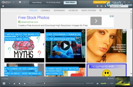RealPlayer Cloud Screenshot4