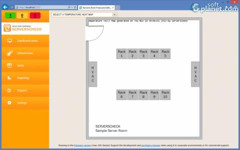 ServersCheck Monitoring Software Screenshot3