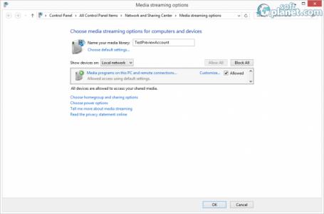 Windows Media Player Screenshot4
