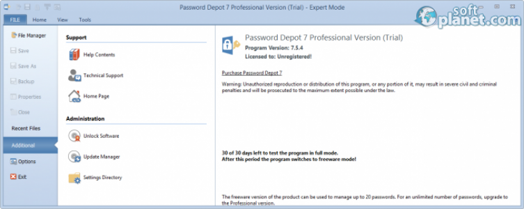 Password Depot Screenshot2