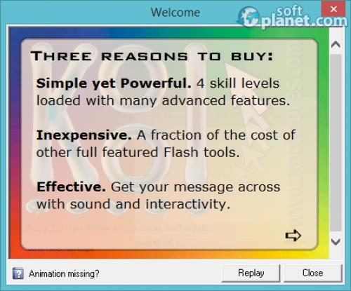 KoolMoves Screenshot3