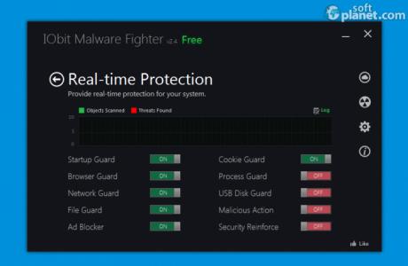 IObit Malware Fighter Screenshot3