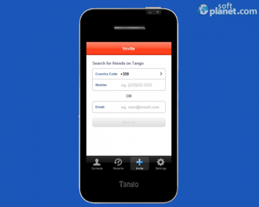 Tango Screenshot3