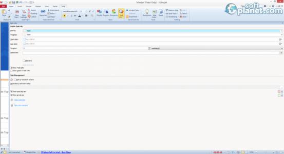 Mindjet MindManager Screenshot4