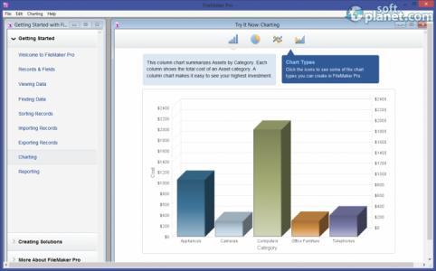 FileMaker Pro Screenshot3