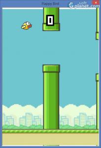 Flappy Bird Screenshot2