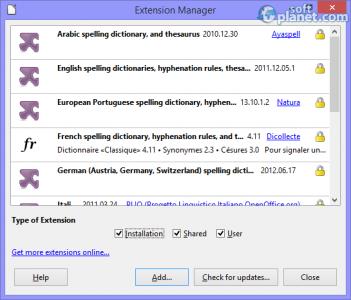 Portable LibreOffice Screenshot4