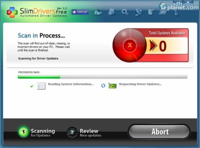 SlimDrivers Free Screenshot2