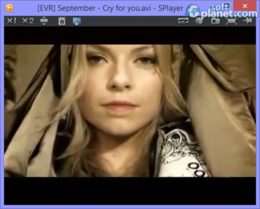 SPlayer Screenshot2