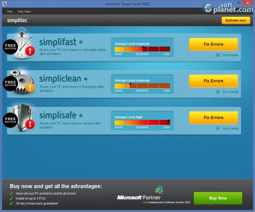 simplitec Power Suite FREE 1.4.4.5