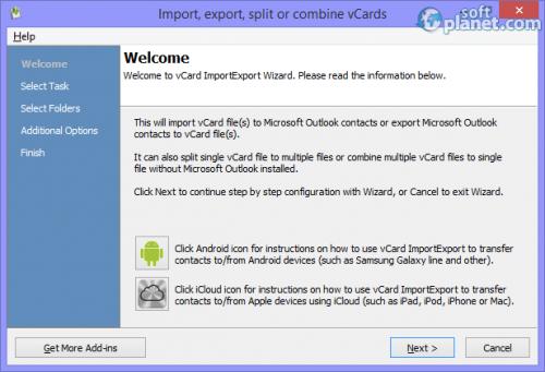 vCard ImportExport 3.10.5129